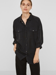 nmeric oversize shirt yo007 noos 27000766 noisy may blouse black