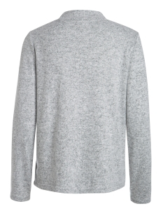 pcamia blouse ff noos 17082166 pieces trui light grey melange