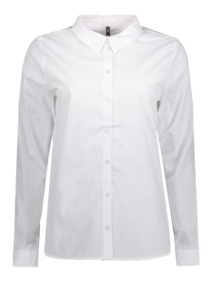 Only Blouse stuDAZA LS SHIRT NOOS 15142976 White