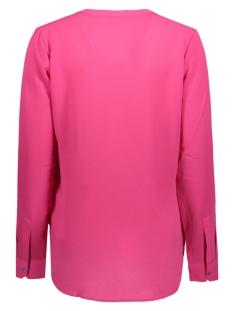 jdytrack l/s blouse wvn noos 15149951 jacqueline de yong blouse fuchsia purple