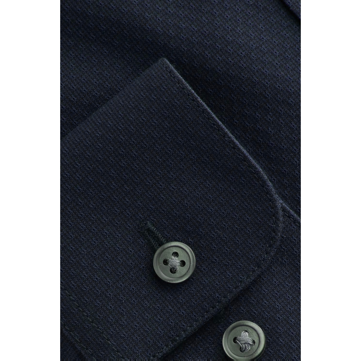 jprjenson shirt l/s noos 12125174 jack & jones overhemd navy blazer