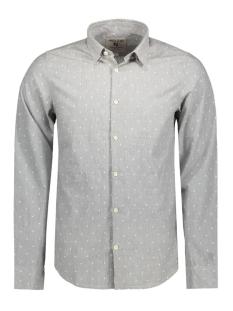 Garcia Overhemd H71228 66 Grey Melee