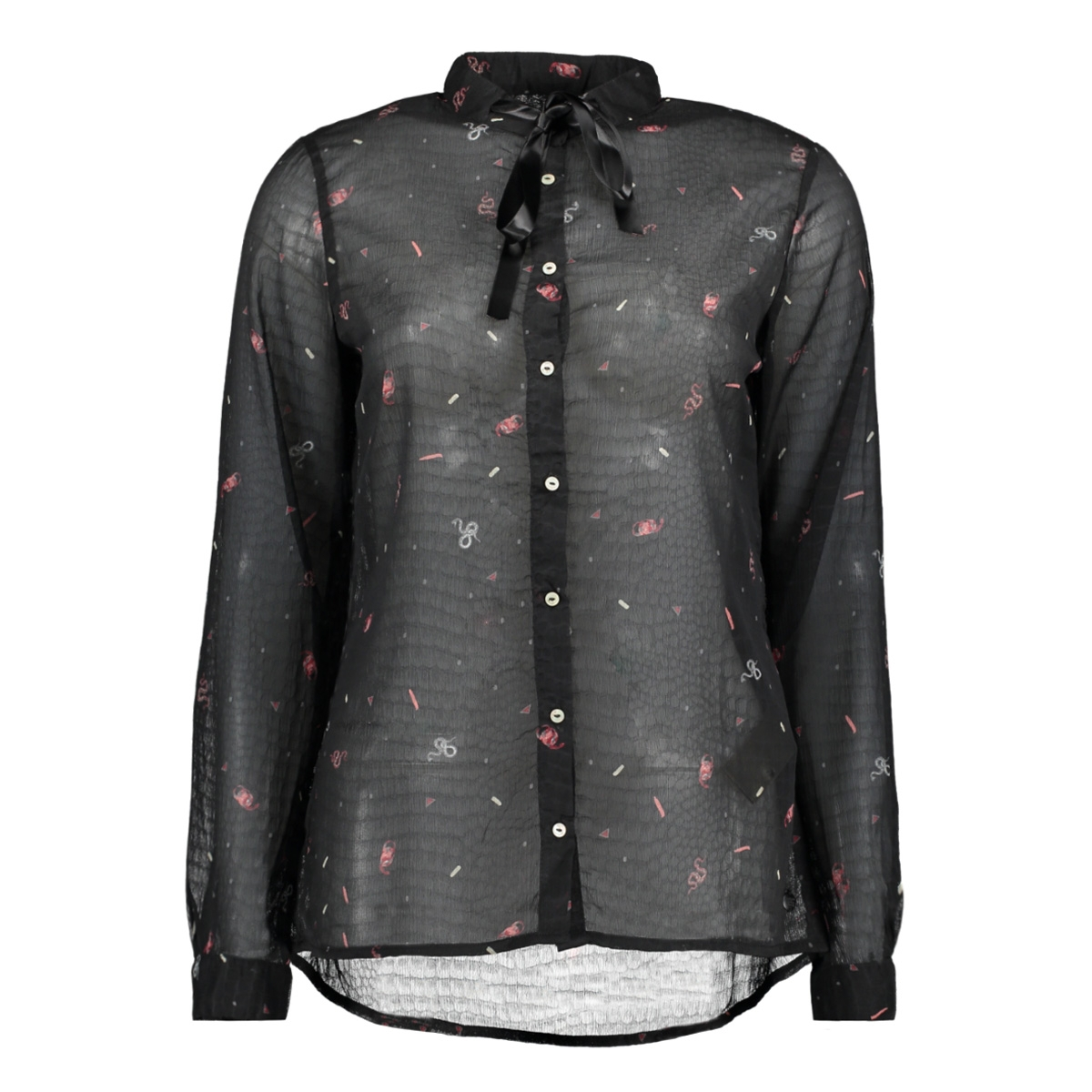 h70230 garcia blouse 60 black