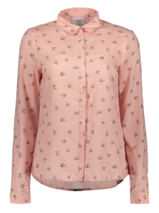 Vero Moda Blouse VMSWALLOW L/S SHIRT LCS D2 10192880 Rose Cloud/ Swallow Print