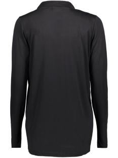 mlnuria l/s jersey top 20007547 mama-licious positie shirt black