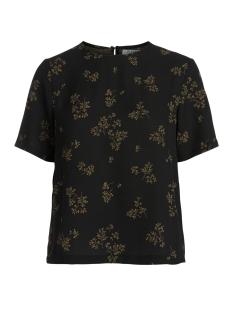 Pieces T-shirt PCNADEA SS TOP 17084092 Black