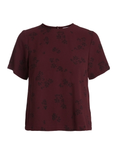 Pieces T-shirt PCNADEA SS TOP 17084092 Port Royale