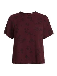 Pieces T-shirt PCNADEA SS TOP 17084092 Port Royale