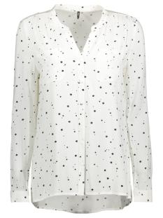 onlfirst ls pocket aop  shirt noos 15141366 only blouse dancer/starshine