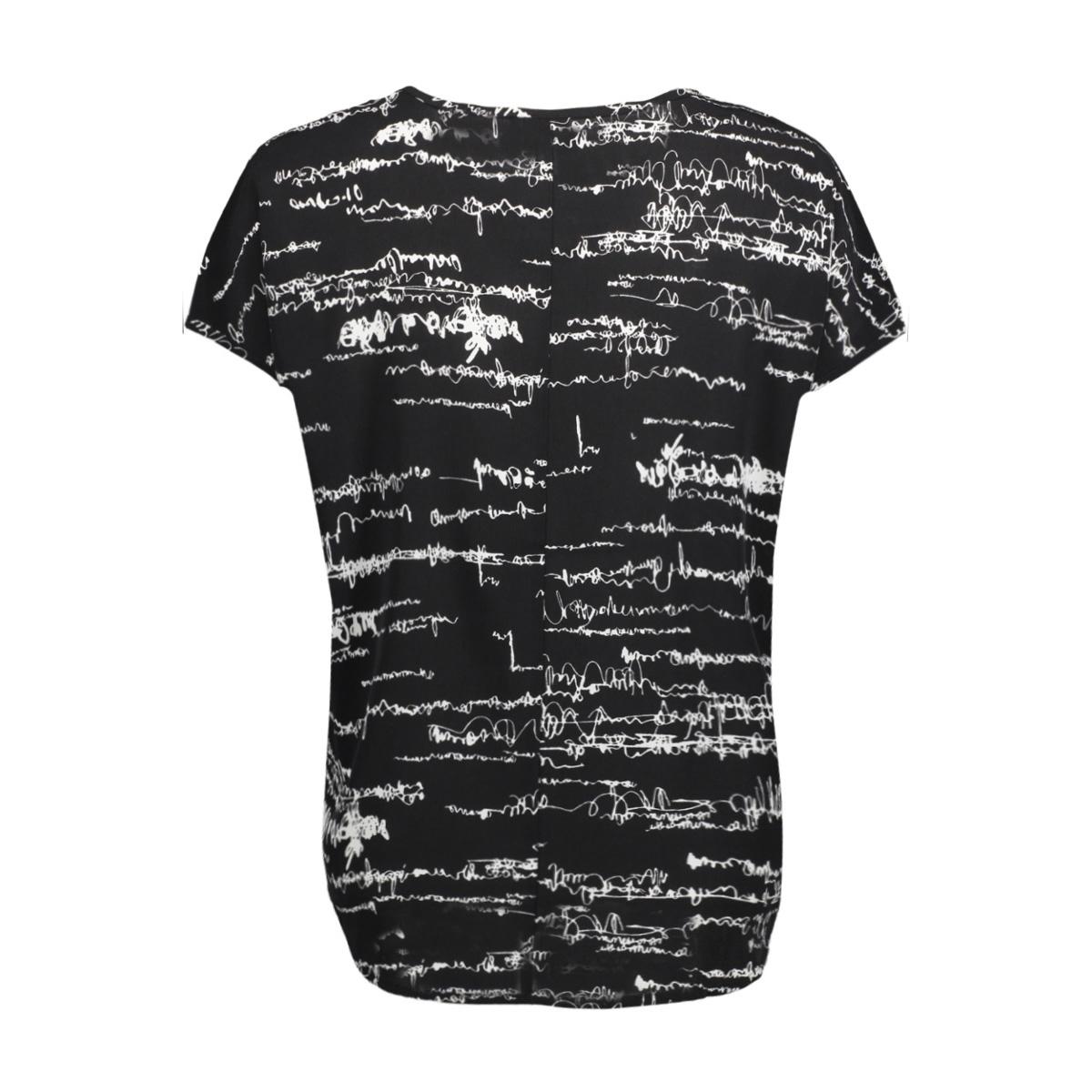 jdymelanie s/s top wvn fs 15137090 jacqueline de yong t-shirt black/ melanie