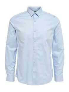 Only & Sons Overhemd onsALFREDO LS SHIRT EX-SLIM NOOS 22007080 Cashmere Blue