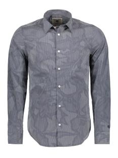 Garcia Overhemd I71026 292 Dark Moon