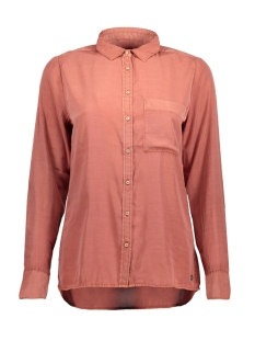 Garcia Blouse I70040 3847 Burnt Sienna