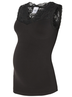 Mama-Licious Positie shirt MLHEAL LACE TOP 20007706 Black