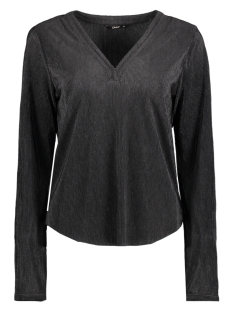 Only Blouse onlLIGA V-NECK TOP WVN 15144948 Black