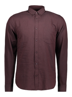 Only & Sons Overhemd onsALVARO LS OXFORD SHIRT NOOS 22006479 Fudge