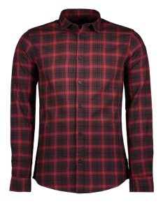 Only & Sons Overhemd onsTRISTEN LS CHECK SHIRT 22007566 Merlot