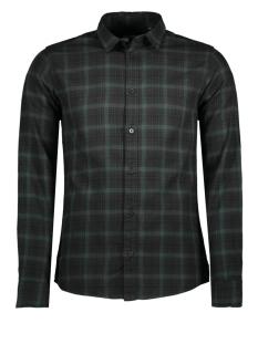 Only & Sons Overhemd onsTRISTEN LS CHECK SHIRT 22007566 Dusky Green