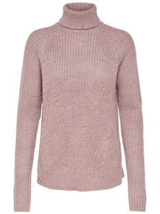 Jacqueline de Yong Trui JDYJUSTY L/S PULLOVER KNT 15138662 Rose Taupe