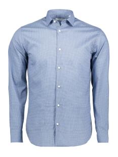 Jack & Jones Overhemd JPRJOSE SHIRT L/S PLAIN 12122830 True Navy
