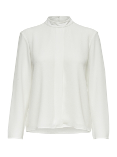 Jacqueline de Yong Blouse JDYREPUBLIC L/S BLOUSE WVN 15143323 Cloud Dancer