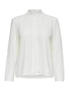 jdyrepublic l/s blouse wvn 15143323 jacqueline de yong blouse cloud dancer