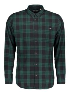 Jack & Jones Overhemd JORWILHELM SHIRT LS 12127371 Ponderosa Pine/ Slim