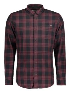 Jack & Jones Overhemd JORWILHELM SHIRT LS 12127371 Sassafras/Slim