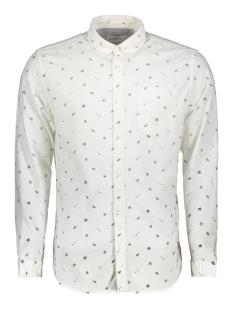 Jack & Jones Overhemd JORJOE SHIRT LS 12127804 White/Slim