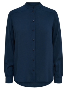 Jacqueline de Yong Blouse JDYDICTE L/S SHIRT WVN 15140848 Dress Blues