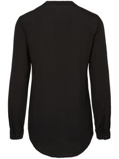 vmsue ella l/s shirt noos 10177232 vero moda blouse black