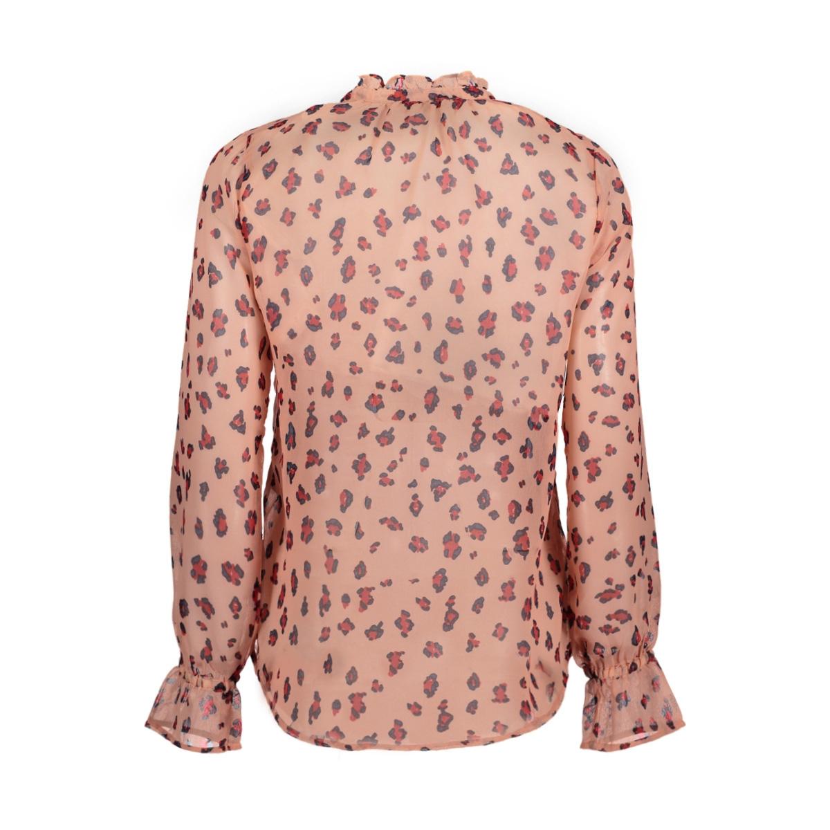 l70231 garcia blouse 2549 salmon pink