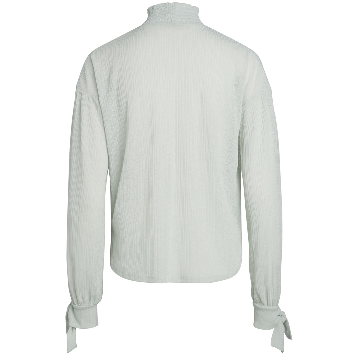 pcdilma ls blouse camp 17088599 pieces t-shirt sky gray
