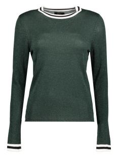 Only T-shirt onlKAMILLA L/S PULLOVER KNT 15156694 Pine Grove/W.DTM GLI