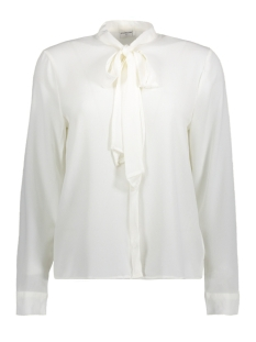 Jacqueline de Yong Blouse JDYBOWY L/S SHIRT WVN 15147916 Cloud Dancer