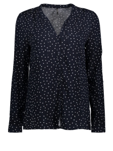 Only Blouse onlFIRST LS POCKET AOP  SHIRT NOOS 15141366 Night sky/SMALL