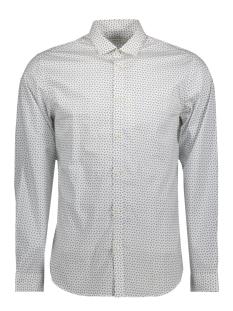 Jack & Jones Overhemd JPRSAMSON SHIRT L/S PRE 12129829 White