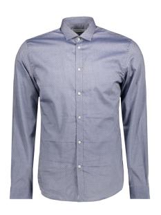 Jack & Jones Overhemd JPRSAMSON SHIRT L/S PRE 12129829 Cashmere Blue