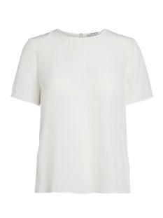 Pieces T-shirt PCIRIS SS TOP NOOS 17087129 Bright White