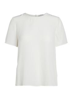 Pieces T-shirt PCIRIS SS TOP NOOS 17087129 Bright White