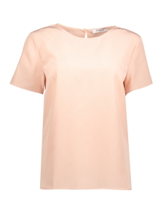 Pieces T-shirt PCIRIS SS TOP NOOS 17087129 Evening Sand