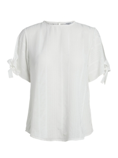 Pieces Blouse PCMONI 2/4 O-NECK TOP 17088099 Cloud Dancer