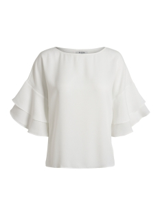 Pieces Blouse PCILSA 2/4 TOP PB 17087472 Cloud Dancer