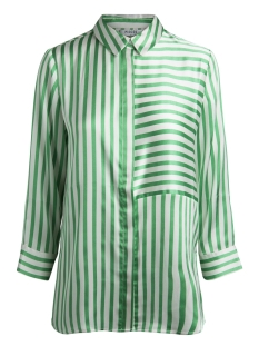 Pieces Blouse PCJESSICA 3/4 SHIRT D2D 17090992 Bright Green/BGRE-CDAN