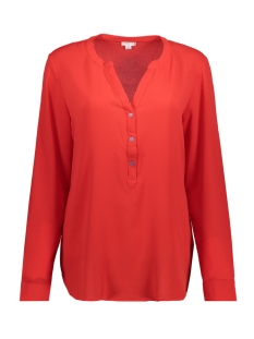 Jacqueline de Yong Blouse JDYTRACK L/S BLOUSE WVN NOOS 15149951 High Risk Red