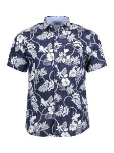Only & Sons Overhemd onsTIPUR SS FLORAL SHIRT 22009333 Sodalite Blue