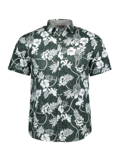 Only & Sons Overhemd onsTIPUR SS FLORAL SHIRT 22009333 Pine Grove