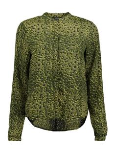 Vero Moda Blouse VMNYNNE LS SHIRT 10199875 Ivy green