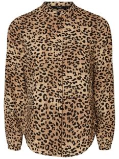 Vero Moda Blouse VMNYNNE LS SHIRT 10199875 Curds & Whey