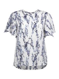 Pieces T-shirt PCGUDRUN SS TOP 17090306 Cloud Dancer